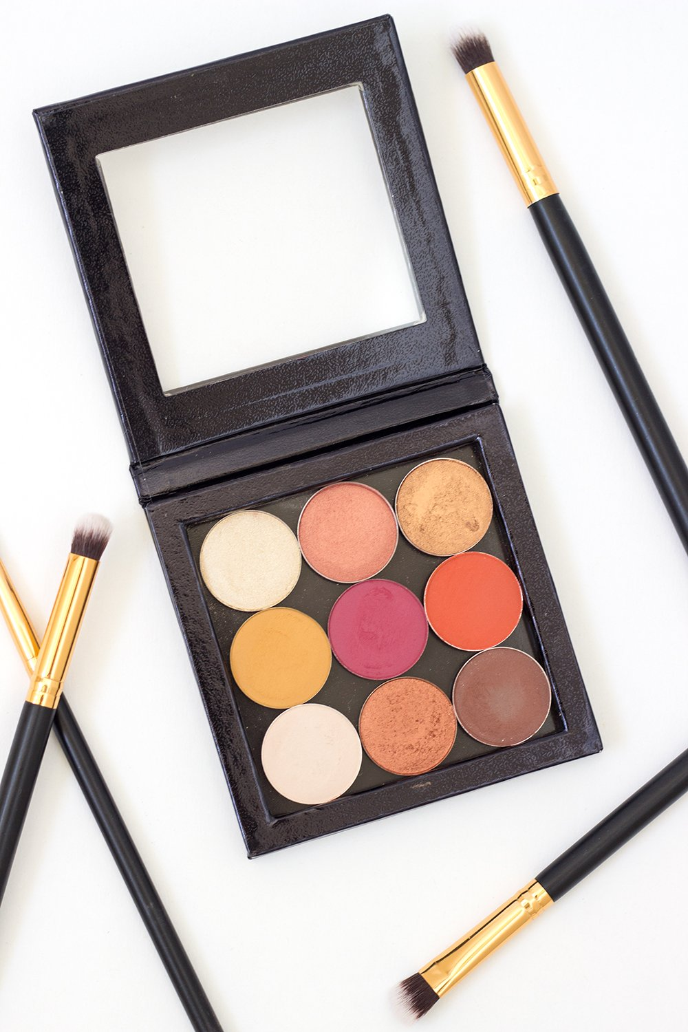 How To Curate Your Dream Eyeshadow Palette