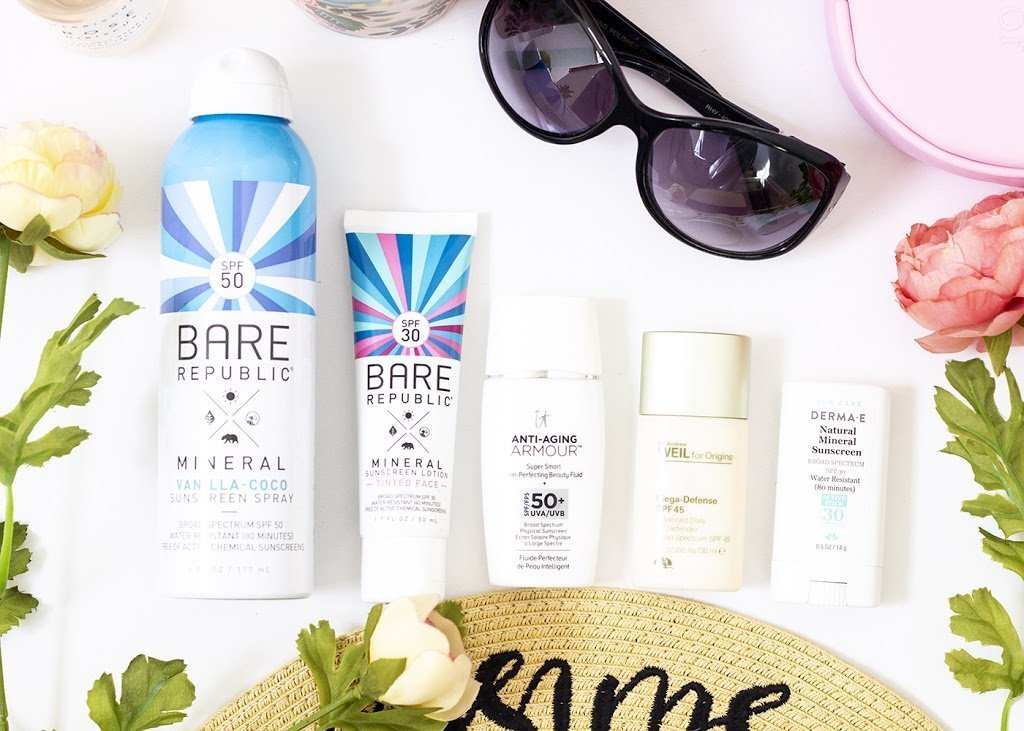 Mineral Sunscreen Recommendations