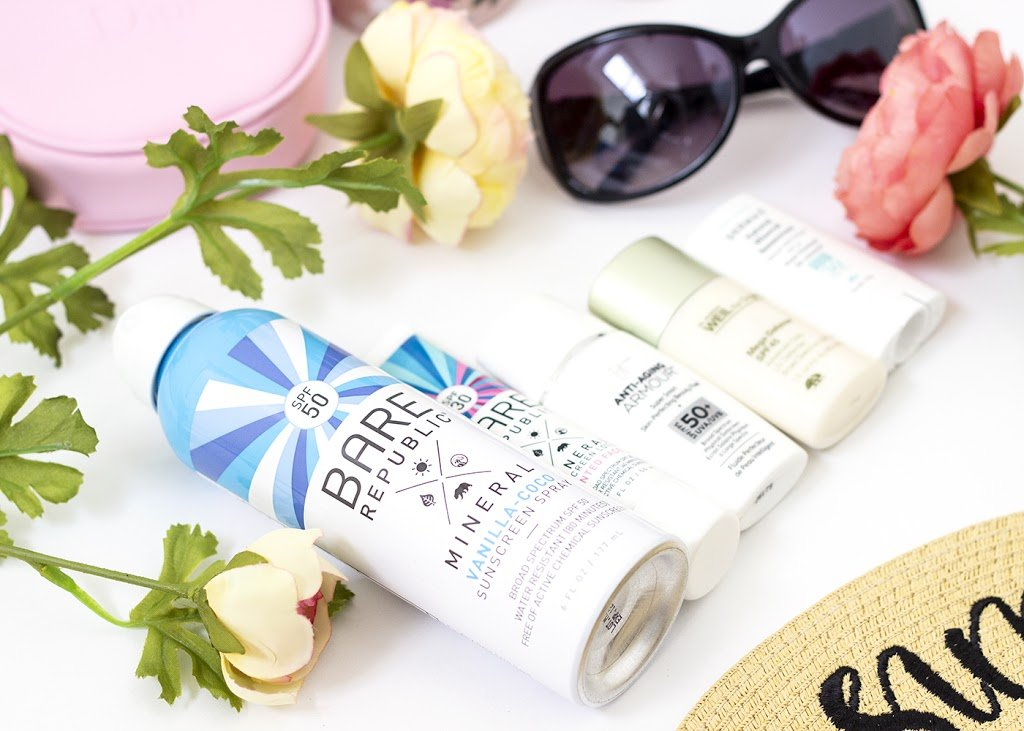 My Favorite Mineral Sunscreens