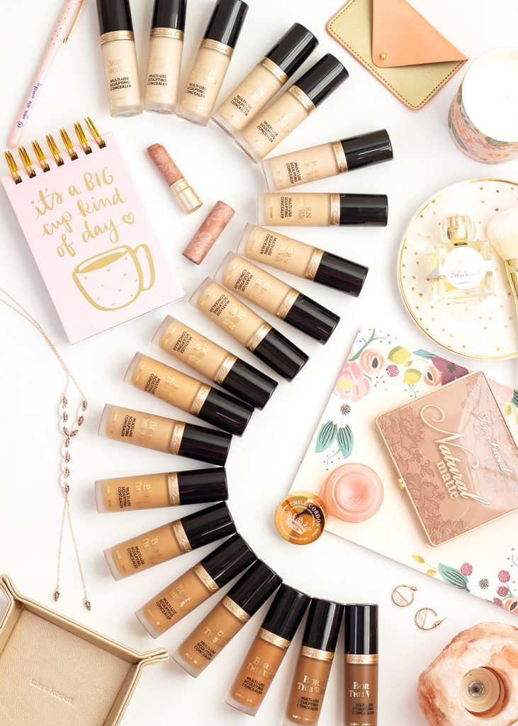 too faced born this way multi use sculpting concealer review