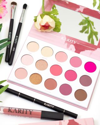 Karity Rosé All Day Palette