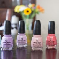 China Glaze Spring 2014 Collection