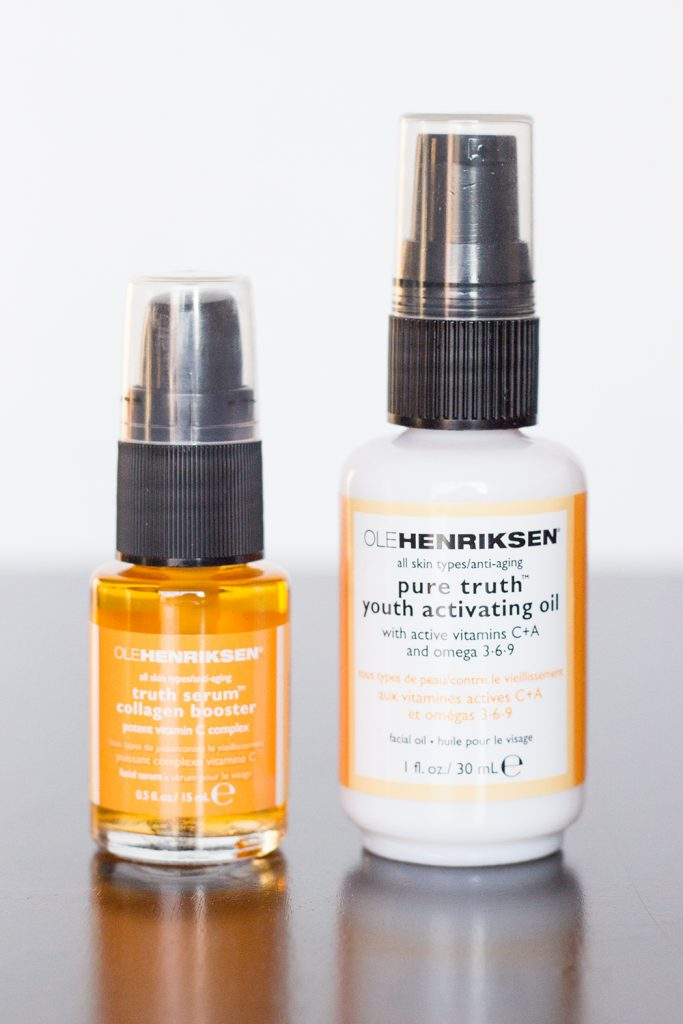 Ole Henriksen Truth Serum & Pure Truth Youth Activating Oil