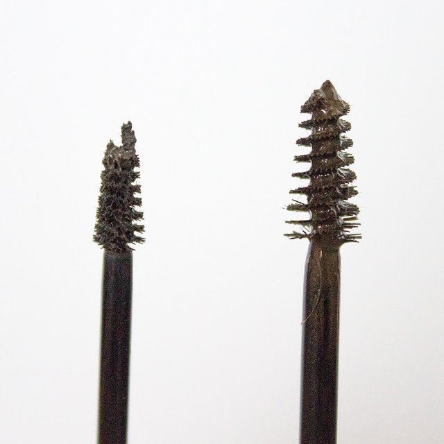 Makeup Dupes: Benefit Gimme Brow Brow & L'Oreal Brow Plumper wand comparison