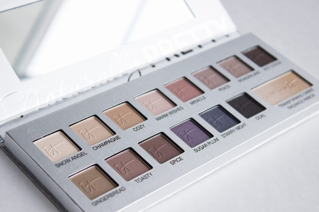 it Cosmetics Naturally Pretty Celebration Palette