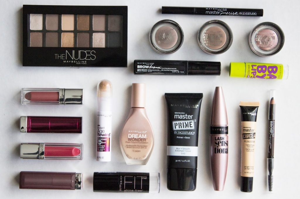 Maybelline Review