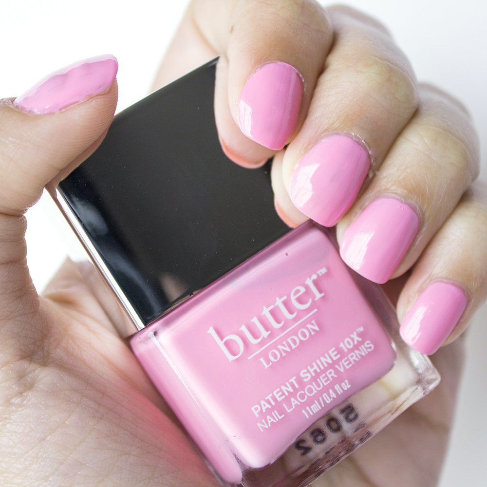 Butter London Patent Shine 10x Review - Little Blushing Birdie