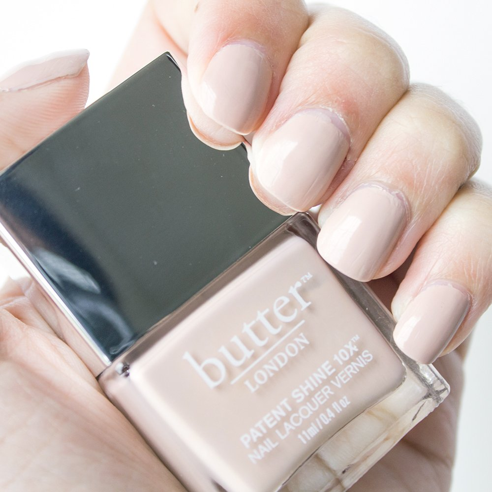 Butter London Patent Shine 10x Review Little Blushing Birdie