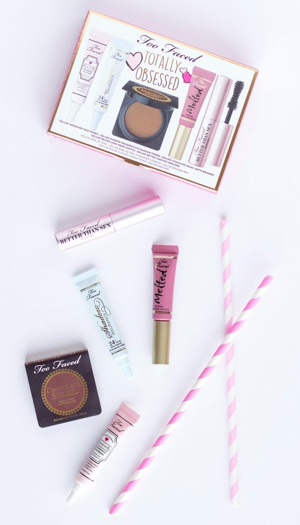 Too Faced Totally Obsessed Kit
