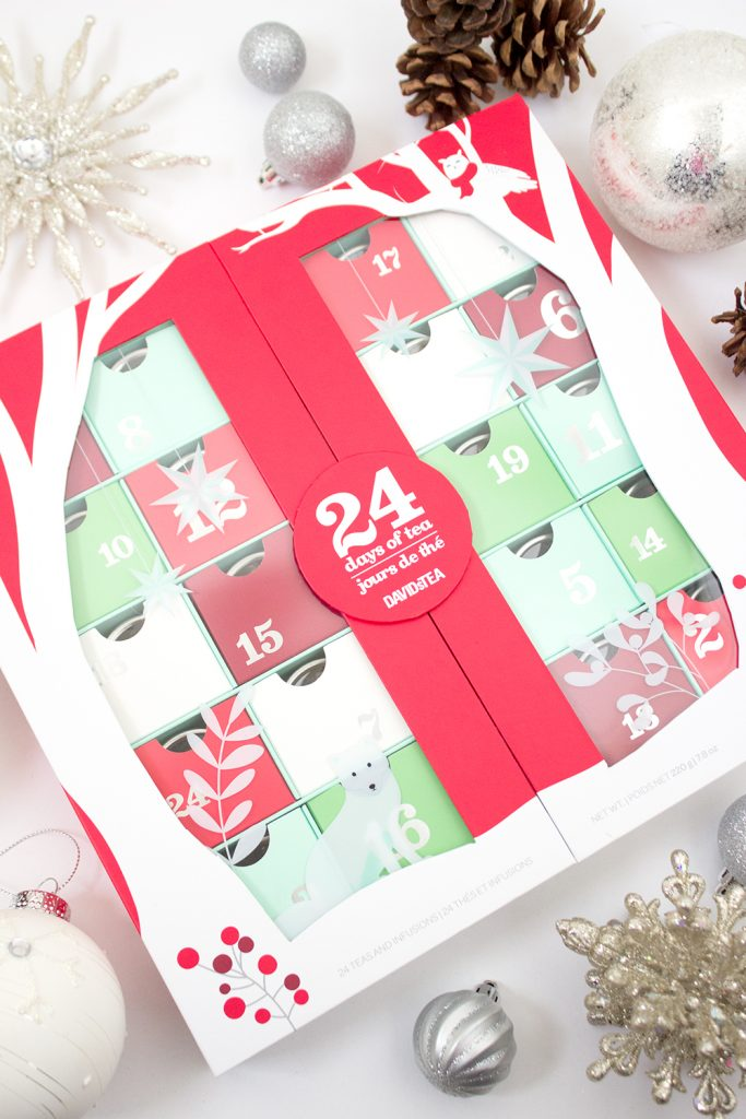 DavidsTea 24 Days of Tea Advent Calendar