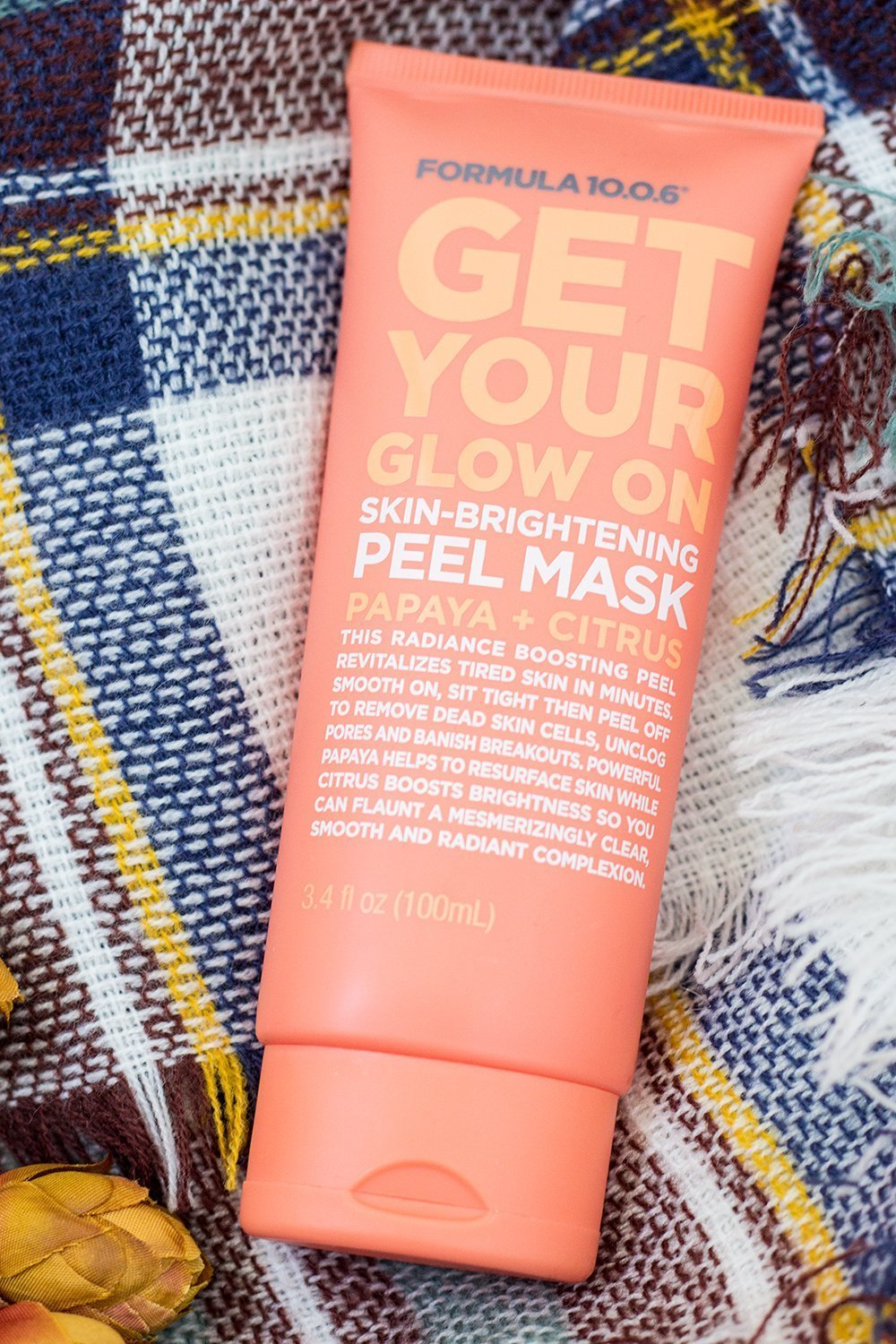Formula 10.0.6 Get Your Glow On Mask