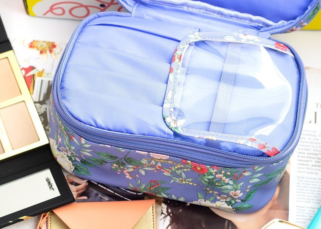 Yumi Kim Jetsetter Makeup Train Case