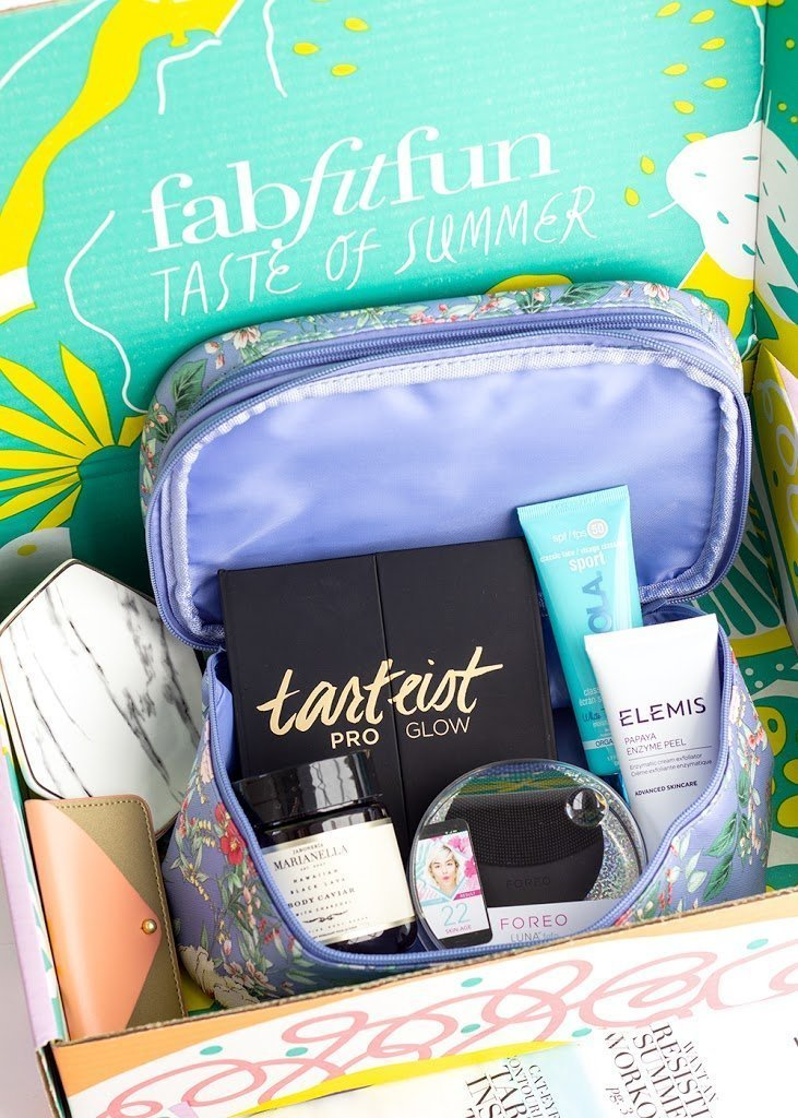 Summer 2018 FabFitFun Unboxing & Review