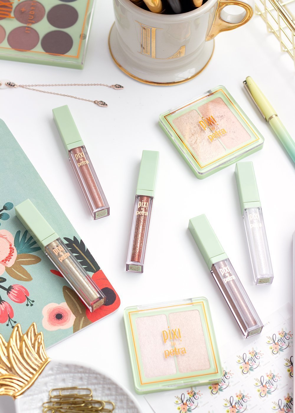Pixi Liquid Fairy Lights & Glowy Gossamer Duos