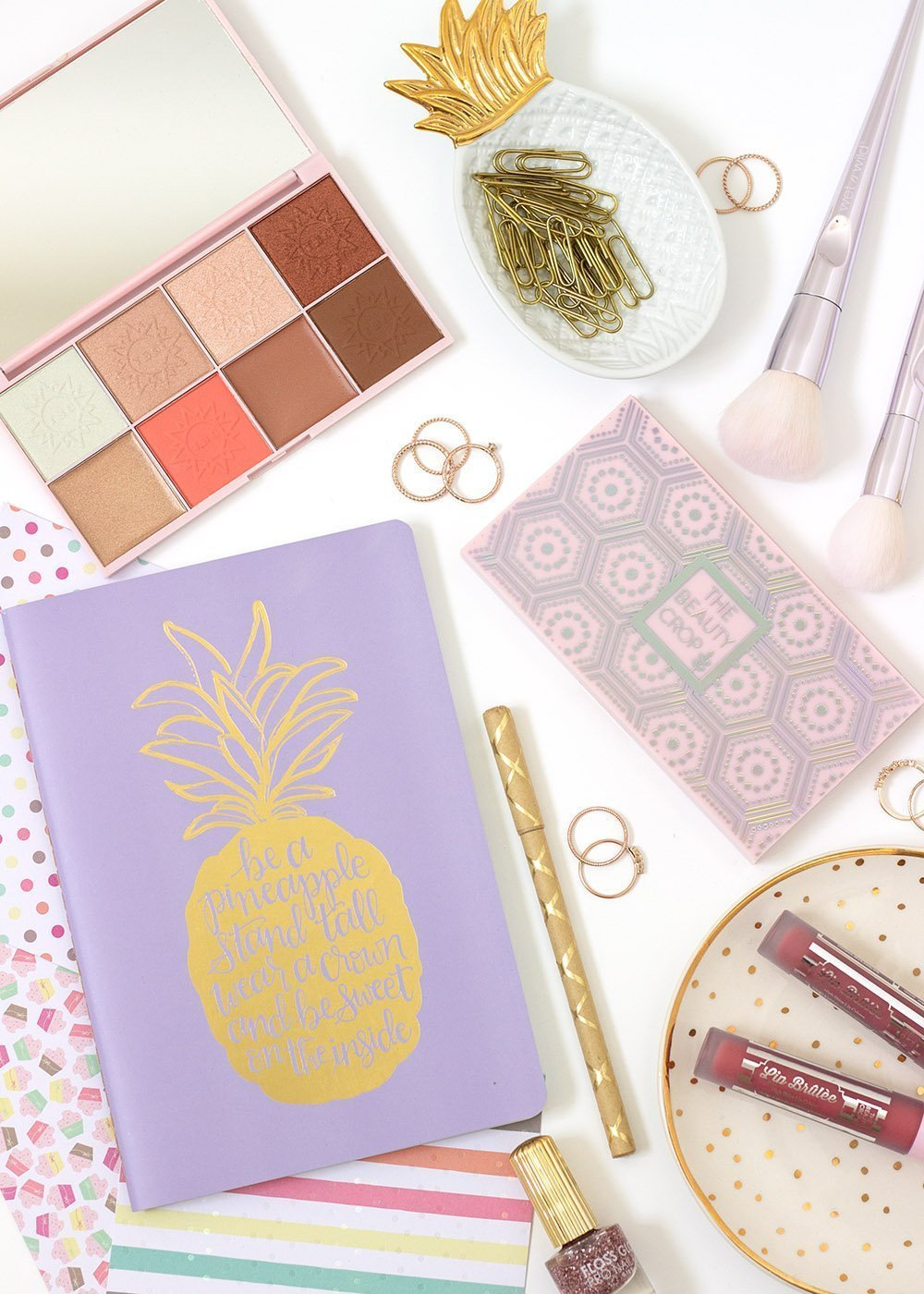 The Beauty Crop Travel Tea Palette Review