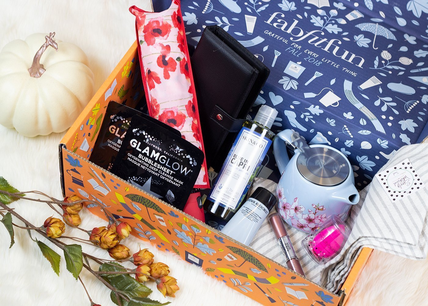 FabFitFun Fall 2018 Unboxing & Review