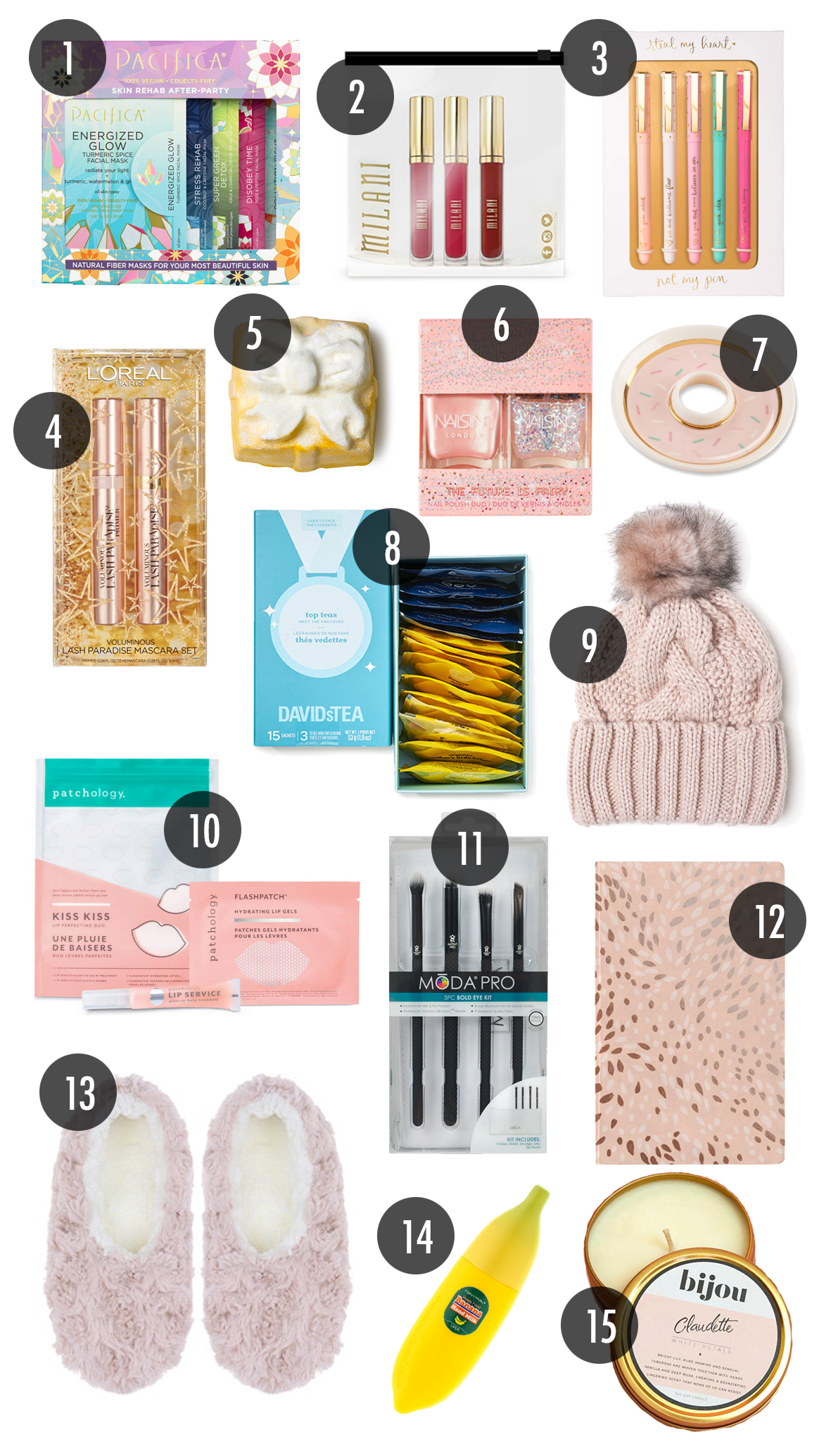 15 Stocking Stuffers for Her