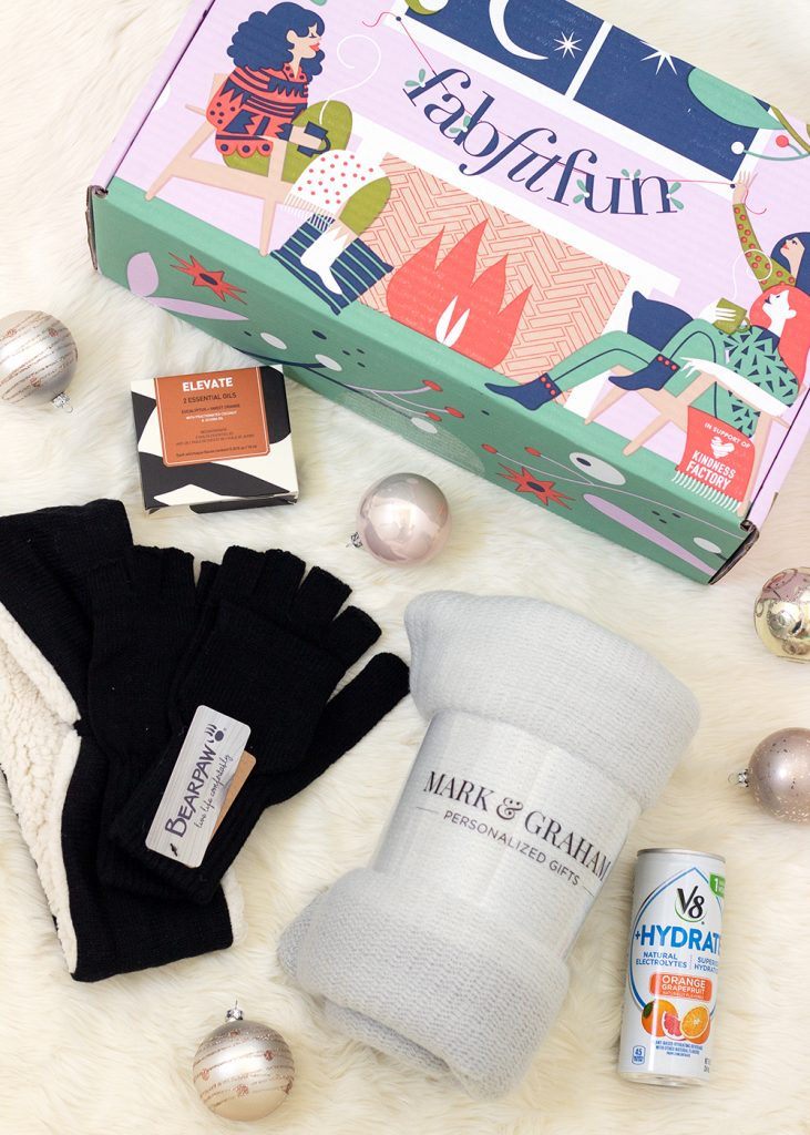 FabFitFun Winter 2018 Lifestyle Items