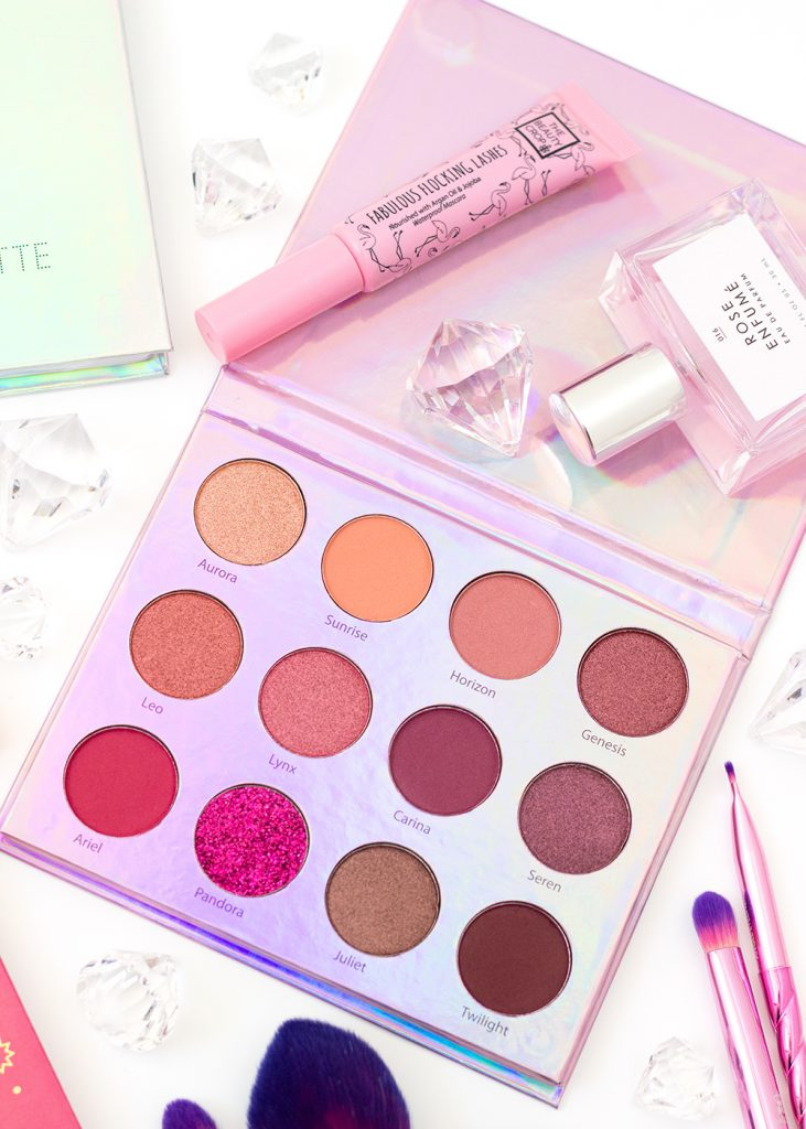 The Beauty Crop Dawngazing Palette