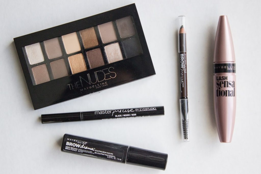 Maybelline Eyeshadow & Brow Products