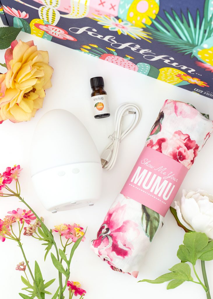 Spring 2019 FabFitFun: Lifestyle & Fashion
