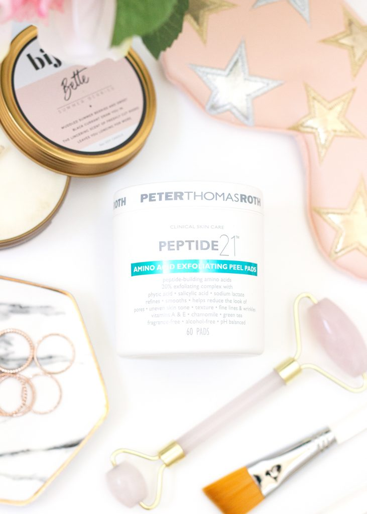 Peter Thomas Roth Peptide 21 Amino Acide Exfoliating Peel Pads Review