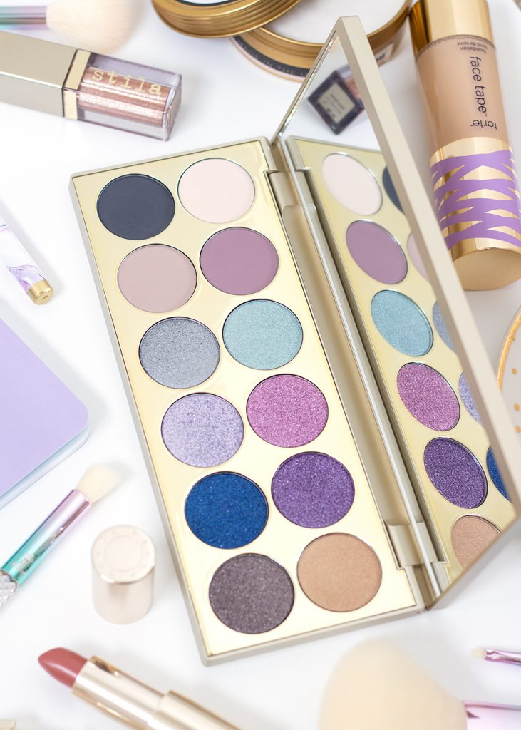 Stila Happy Hour Eyeshadow Palette Review
