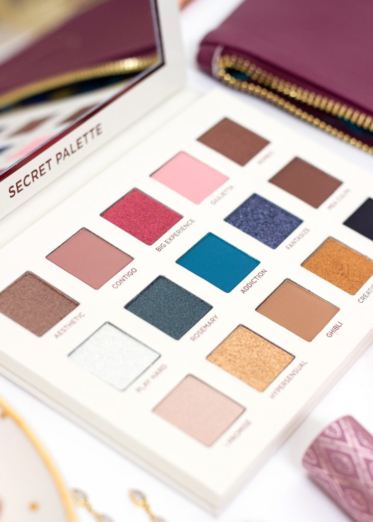 Nabla Secret Palette Review