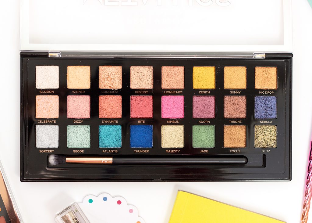 Profusion Metallics Palette Review