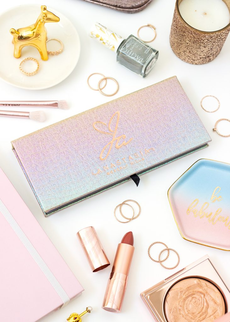 Anastasia Beverly Hills Jackie Aina Palette Exterior Packaging