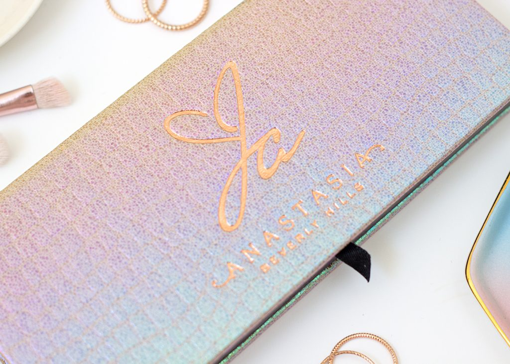 Anastasia Beverly Hills Jackie Aina Palette Packaging