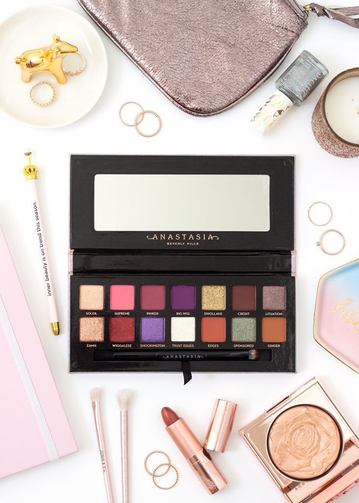 Anastasia Beverly Hills Jackie Aina Palette Review