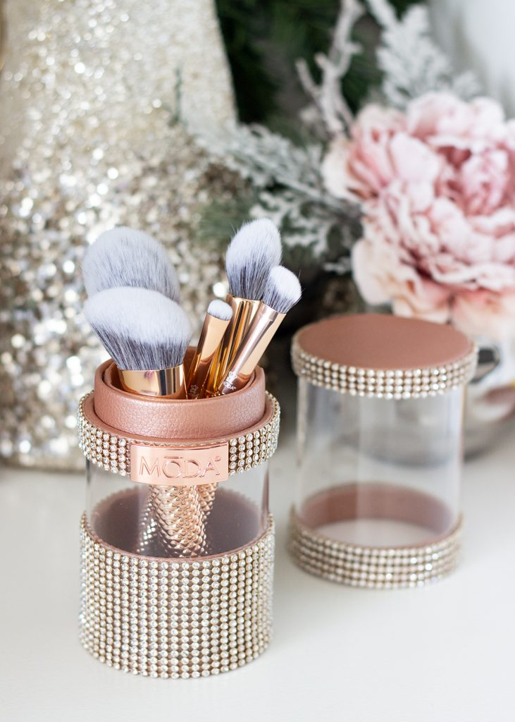 MODA Holiday Brush Set 2019