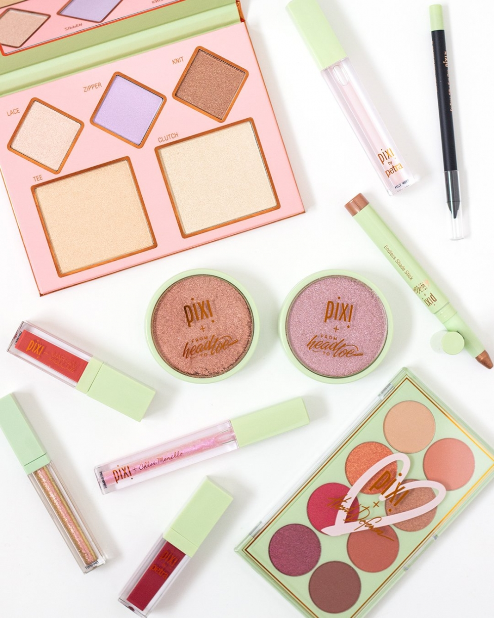 Shop the Pixi Pretties collection